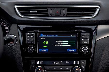 Nissan Qashqai 2018 'tuyen chien' Hyundai Tucson - Anh 5
