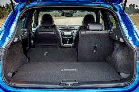 Nissan Qashqai 2018 'tuyen chien' Hyundai Tucson - Anh 6