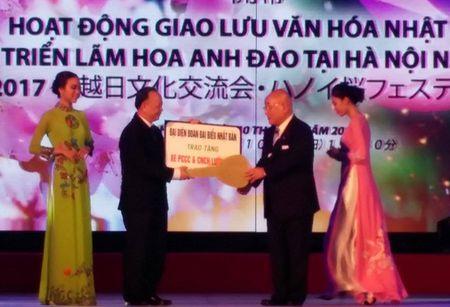Khai mac hoat dong giao luu van hoa Nhat Ban va trien lam hoa anh dao tai Ha Noi - Anh 7
