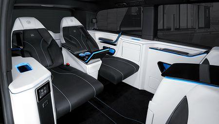 Mercedes V-Class bien thanh xe Business Lounge dep kho cuong - Anh 4