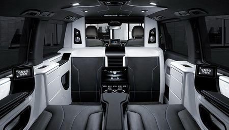 Mercedes V-Class bien thanh xe Business Lounge dep kho cuong - Anh 5