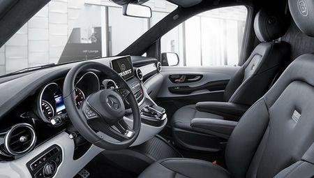 Mercedes V-Class bien thanh xe Business Lounge dep kho cuong - Anh 6