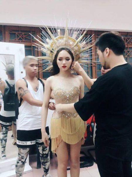 Huong Giang Idol 'dao' hinh tuong nu than cua Beyonce? - Anh 5