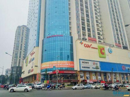 Cu dan chung cu Ho Guom Plaza doi mua bieu tinh phan doi chu dau tu - Anh 6