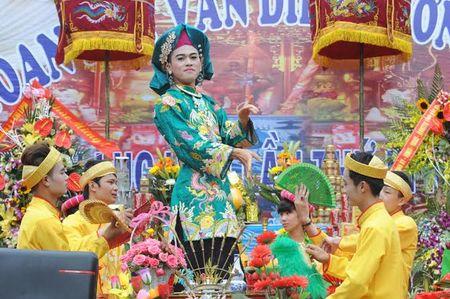 Don bang UNESCO ghi danh 'Thuc hanh tin nguong tho Mau Tam phu cua nguoi Viet' - Anh 1