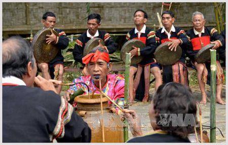 200 nghe nhan dan toc thieu so Tay Nguyen phuc dung nghi le truyen thong - Anh 1