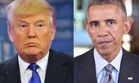 Chuyen 'sang nang chieu mua' giua Donald Trump va Barack Obama - Anh 1