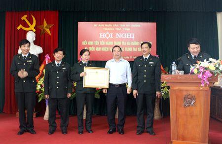 Xon xao nghi van Pho Chanh thanh tra tinh Hai Duong dung bang gia - Anh 1