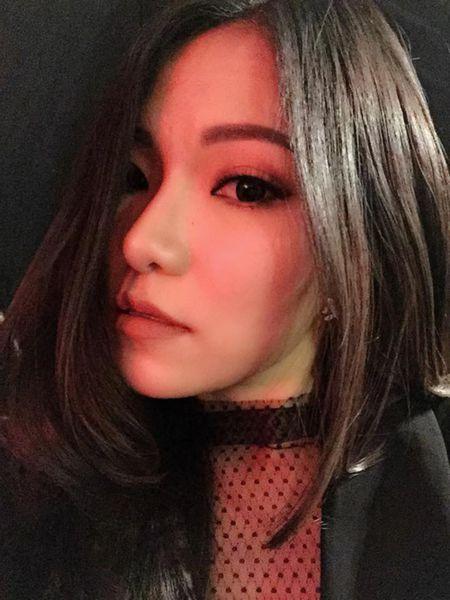 Nhan sac xinh dep, quyen ru cua vo cu Lam Vinh Hai 'an dut' Linh Chi - Anh 2