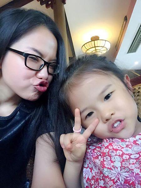Nhan sac xinh dep, quyen ru cua vo cu Lam Vinh Hai 'an dut' Linh Chi - Anh 5