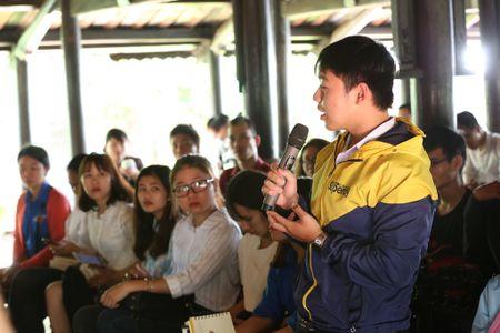 Thu tuong tham gian hang cua Trung Nguyen tai Le hoi Ca phe Buon Ma Thuot - Anh 5