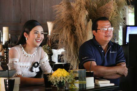 Thu tuong tham gian hang cua Trung Nguyen tai Le hoi Ca phe Buon Ma Thuot - Anh 6