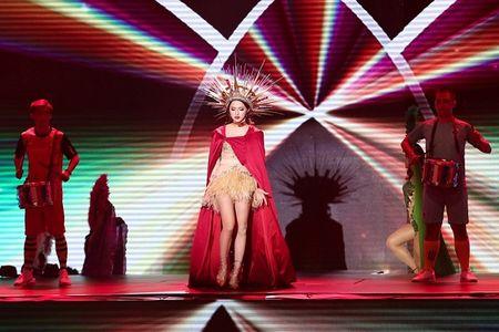 Huong Giang Idol lien tiep gianh chien thang, tien sau vao The Remix - Anh 1