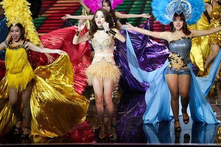Huong Giang Idol lien tiep gianh chien thang, tien sau vao The Remix - Anh 3