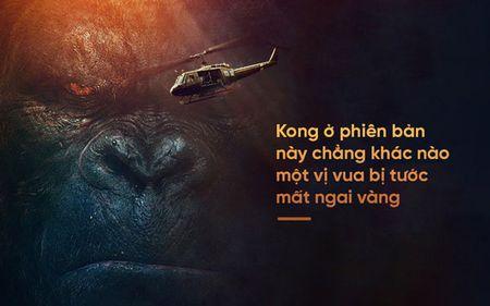 Kong - Vi vua khong ngai va man trinh dien 'buon ngu' cua Tom Hiddlestone tren Dao Dau Lau - Anh 2