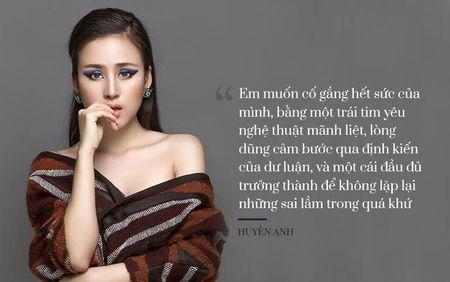 Ba Tung len tieng ve muc dich di thi The Face 2017 - Anh 1