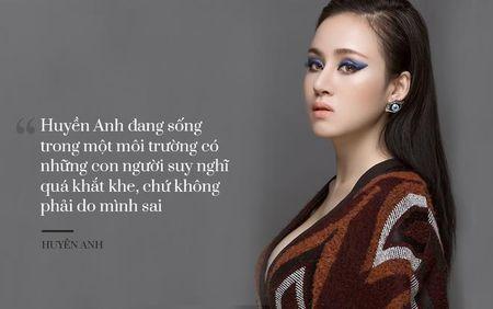 Ba Tung len tieng ve muc dich di thi The Face 2017 - Anh 2