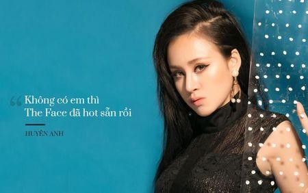 Ba Tung len tieng ve muc dich di thi The Face 2017 - Anh 3