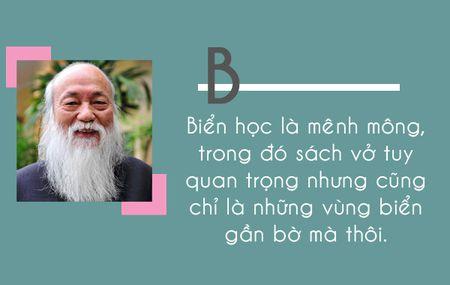 Thay Van Nhu Cuong va nhung cau noi di vao trai tim bao the he hoc tro - Anh 1