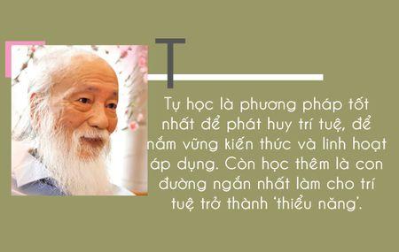 Thay Van Nhu Cuong va nhung cau noi di vao trai tim bao the he hoc tro - Anh 4