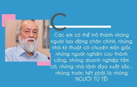 Thay Van Nhu Cuong va nhung cau noi di vao trai tim bao the he hoc tro - Anh 6
