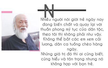 Thay Van Nhu Cuong va nhung cau noi di vao trai tim bao the he hoc tro - Anh 7