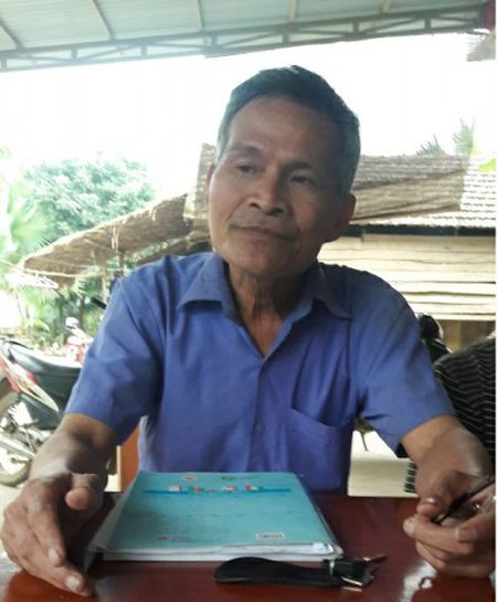 Quang Binh: Cao bang trong chia gao cuu doi, biet sai van lam - Anh 3