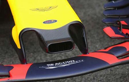 "F1, Red Bull RB13: Van la ""Ong vua"" khi dong hoc - Anh 1"