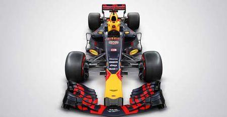 "F1, Red Bull RB13: Van la ""Ong vua"" khi dong hoc - Anh 2"