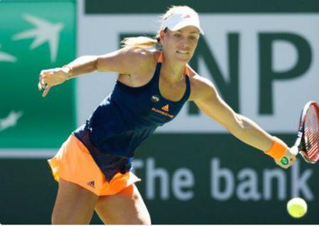 Indian Wells ngay 1: Kerber, Wozniacki than toc thang tran - Anh 1