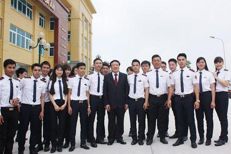 Tuyen sinh dai hoc 2017: Thong tin tuyen sinh Hoc vien Toa an moi nhat - Anh 1