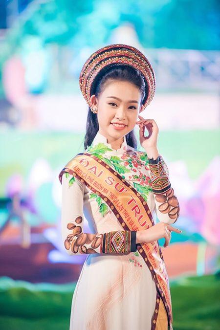 Can canh bo ao dai doc dao cua Dai su Le hoi Cafe Buon Ma Thuot 2017 - Anh 7