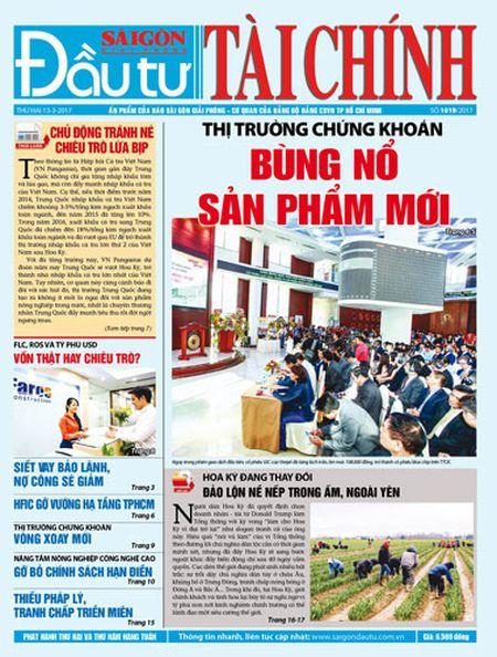 Don doc DTTC phat hanh thu hai 13-3 - Anh 1