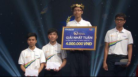 Nha bao Tung Chi: Duong len dinh Olympia co luat choi rieng - Anh 2