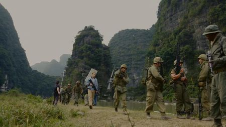 Nha san xuat Kong: Skull island tung clip dac biet ve Viet Nam - Anh 5