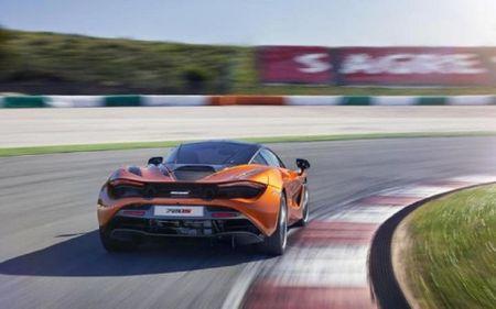 McLaren 720S - sieu xe Anh Quoc sang gia tai Geneva 2017 - Anh 2