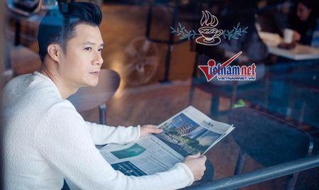 Quang Dung chia se ve tinh yeu sau do vo voi Jennifer Pham - Anh 1