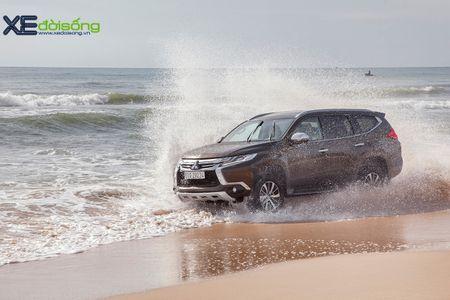 Danh gia Mitsubishi Pajero Sport 2017, dang tien len dang cap cao sang - Anh 15