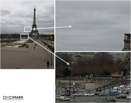 Camera Huawei P10 chi xep sau Google Pixels tren xep hang cua DxOMark - Anh 3