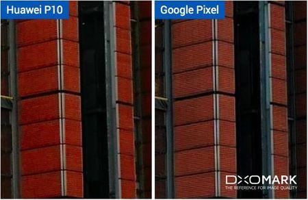 Camera Huawei P10 chi xep sau Google Pixels tren xep hang cua DxOMark - Anh 4