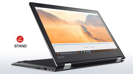 Lenovo Yoga 510: bien hinh, pin trau gia 13,8 trieu - Anh 1