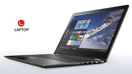 Lenovo Yoga 510: bien hinh, pin trau gia 13,8 trieu - Anh 3