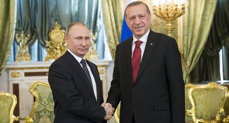 Ong Erdogan noi gi trong cuoc hop voi Putin? - Anh 1