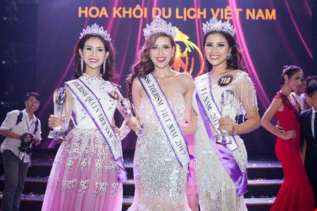 A quan The Face dang quang Hoa khoi du lich Viet Nam 2017 - Anh 2
