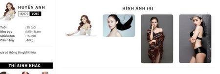 Vuot mat Ba Tung, Ngan 98 bam sat Thuy Vi tren bang xep hang The Face Online - Anh 7