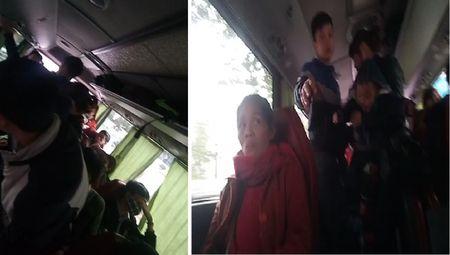 Ha Noi: Loan xe 'du' quanh ben xe My Dinh, luc luong chuc nang co lam ngo? - Anh 2