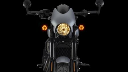 Harley-Davidson gioi thieu chiec Street Rod 750 tai Hoa Ky - Anh 11