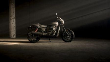 Harley-Davidson gioi thieu chiec Street Rod 750 tai Hoa Ky - Anh 8
