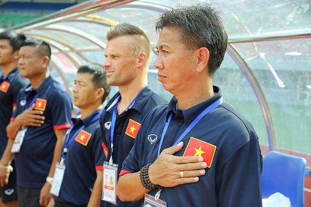 """HLV U20 Viet Nam: """"Da them vai tran V-League de lam gi?"""" - Anh 1"""
