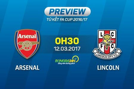 Arsenal vs Lincoln (0h30 ngay 12/3): Con dien cua Phao thu - Anh 3